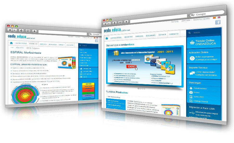 E1: Creación de Sitios Web Educativos